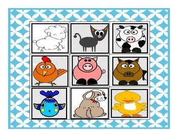 Animal Mystery Game