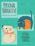 Animal Narrative Writing Assignment and Practice
