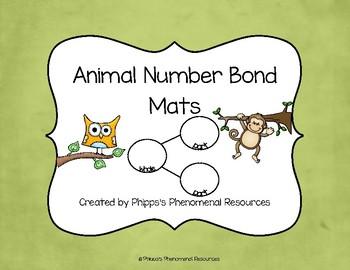 Animal Number Bond Mats