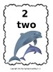 Animal Number Cards 0-20