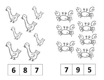 Animal Number Games