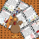 Animal Ordinal Numbers Task Cards