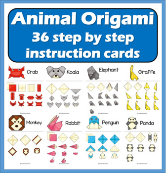 Kids Origami Animal for Android - APK Download | 350x336