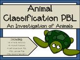 Animal Classification PBL