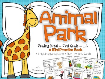 Animal Park - A Mini Book