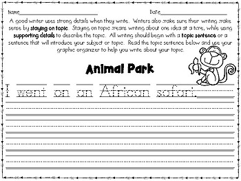 Animal Park Reader's Response