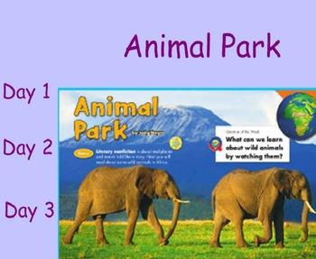Animal Park U1W6