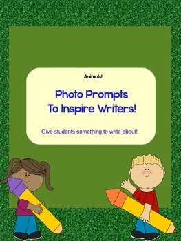 Animal Photo Prompts