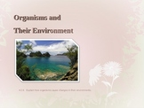Animal & Plant Behavior and Changes in their Environment
