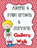 Pearson Science 5th grade Animal & Plant Growth & Survival