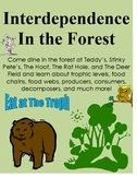 Animal & Plant Interdependence Skit: trophic levels, food