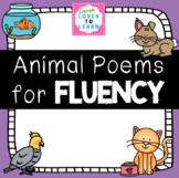 Animal Poems for FLUENCY