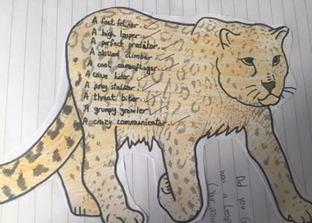 Animal Poetry in Kenning Form