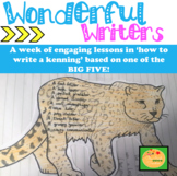 Animal Poetry : Powerpoint and Worksheets