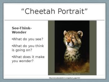 Animal Portraits PowerPoint Presentation