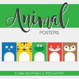 Animal Poster Prints