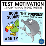 Test Motivation Posters