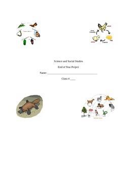 Animal Presentation Project