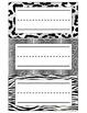 Animal Print Class Pack / Class Theme