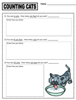 Animal Problem Solving - 4 Activity Sheets