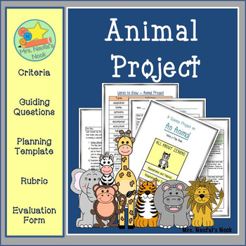 Animals - Science Project