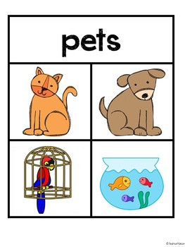 Animal Props for Online Teaching (VIPKid)