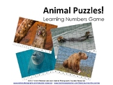 Animal Puzzles! Learning Number Games