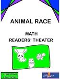 Animal Race; Math Readers' Theater