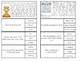 Animal Reading Comprehension Clip Cards