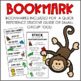 Animal Reading Strategies (with bookmark)