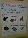 Animal Reading Strategies