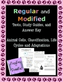 Animal Regular and MODIFIED Assessments