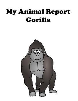 Animal Report Bundle