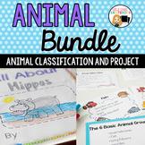 Animal Report and Animal Classification Bundle