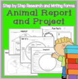 Animal Report and Project