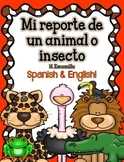 Animal Report in Spanish & English