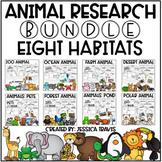 Animal Research BUNDLE (K-1)