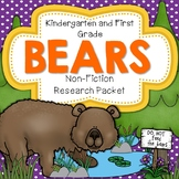 Bears-Animal Research Report