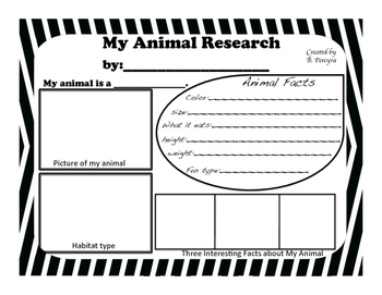 Animal Research Bilingual