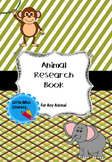 Animal Research Book