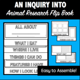 Animal Research Flip Book