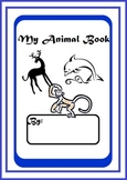 Animal Research Book for Primary Students