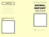 Animal Research Brochure