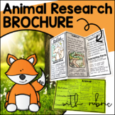Animal Research Brochure