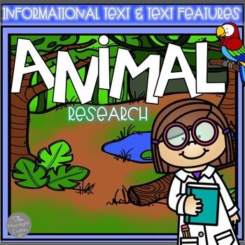Animal Research: Polar, Forest, Rainforest, African, Ocean and Desert Bundle