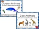 Animal Research Bundle {4 Products}