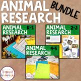 Animal Research Bundle K - 5