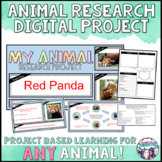 Animal Research Digital Project