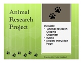 Animal Research Fun