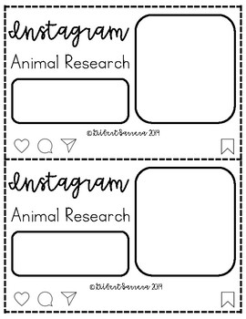 Animal Research (Instagram)